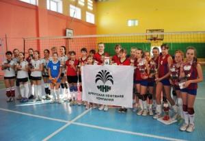 Кубок волейбольного турнира на призы ИНК увезла команда из Читы