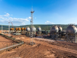 Irkutsk Oil Company continues to set the standard in Siberian oil and gas extraction