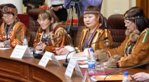 На съезде коренных малочисленных народов Иркутской области отметили работу ИНК