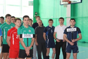 Выступление начемпионате Иркутской области сборная ИНК начала спобеды