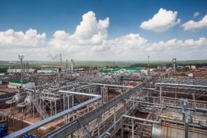 Иркутская нефтяная компания увеличила за9месяцев 2014 добычу нефти иконденсата натреть