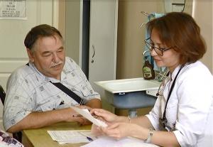 Московские кардиологи провели медобследование устькутян при поддержке ИНК