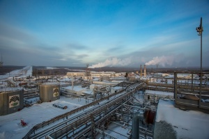 Иркутская нефтяная компания увеличила в 2016 году добычу УВС на 39%