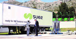 New greenfield chemical plant in Siberia to use SUEZ technology