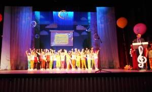 ИНК поддержала конкурс юных вокалистов