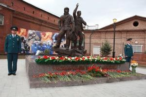 ИНК поздравила с юбилеем иркутских пожарных