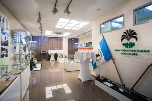 Открылся музей истории Иркутской нефтяной компании