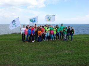 ИНК поддержала экологическую акцию на берегу Байкала