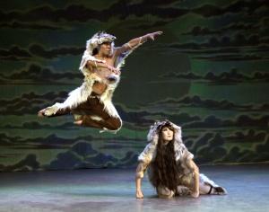 ИНК поддержала национальный театр танца Якутии