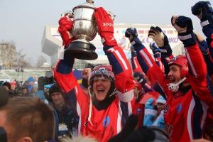Иркутский лед стал счастливым для сборной России