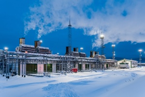 Энергоцентр мощностью 72 МВт заработал на Ярактинском месторождении ИНК