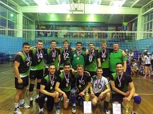 Команда ИНК выиграла турнир по волейболу в Тыве