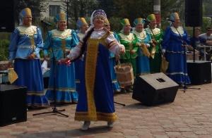 В Усть-Куте отметили 90-летие района