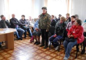 ИНК совместно снаселением Верхнемарково проведет субботник поуборке территории поселка