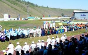 ИНК поддержала проведение бурятского праздника Сур-Харбан