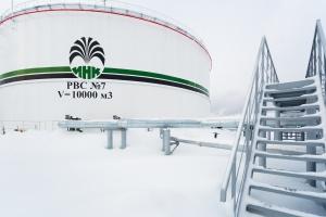 Иркутская нефтяная компания расширяет систему транспорта нефти