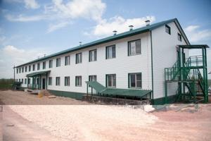 Вахтовый поселок Яракты прирастет двумя общежитиями