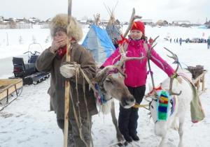 Юбилейный День оленевода отметили в Ербогачене