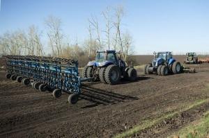 ИНК помогла аграриям Усть-Кутского района организовать посевную кампанию