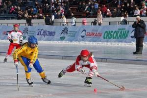 Первенство мира по хоккею с мячом среди девушек состоялось при поддержке ИНК