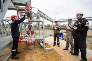Нефтяники Восточной Сибири показали свое мастерство