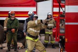 ИНК участвует в тушении лесных пожаров