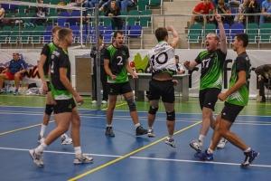 Команда ИНК победила в международном турнире по волейболу