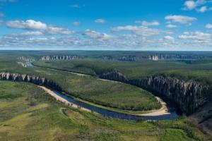 Иркутская нефтяная компания пожертвовала средства в Экологический фонд Якутии