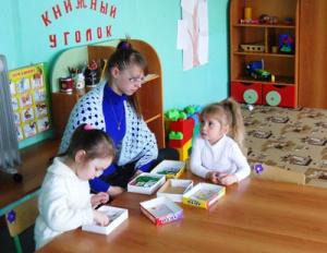 Детсад и школа Верхнемарково получили тепло