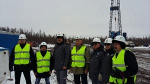 Делегация правительства Якутии дала высокую оценку работы ИНК