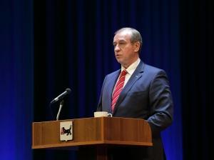 Производственная и социальная деятельность ИНК отмечена губернатором Иркутской области