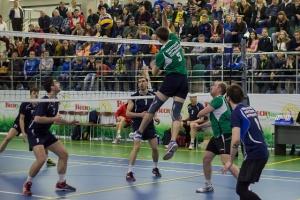 Команда ИНК в третий раз победила в чемпионате Иркутской области по волейболу