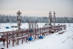 ИНК планирует начать поставки сжиженного газа потребителям воктябре 2015 года