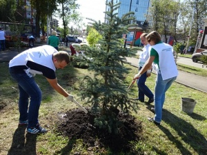 ИНК поддержала проект по благоустройству скверов Иркутска