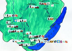 26победителей ипризеров викторины «Яживу вПрибайкалье— 2013» награждены ценными призами