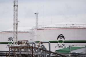 ИНК достигла рекордного уровня добычи нефти