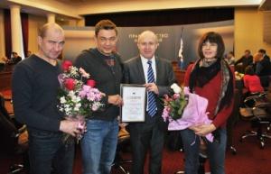 Фильм про буровиков победил вобластном журналистском конкурсе