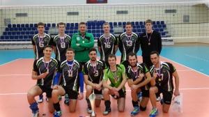 Волейболисты ИНК стали чемпионами Красноярского края