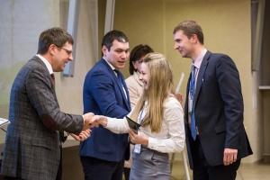 Молодые специалисты ИНК решают производственные задачи