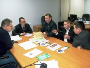 Представители ИНК провели встречи сруководством иохотниками Мирнинского улуса республики Саха (Якутия)