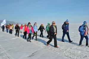 Лед и солнце байкальского перехода